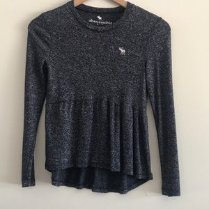 Abercrombie & Fitch Girl's Top Size 9/10
